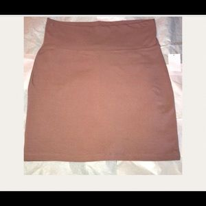 CHARLOTTE RUSSE PENCIL SKIRT